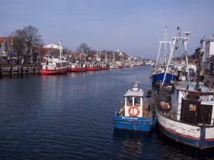 Hafen Warnemünde Ostsee