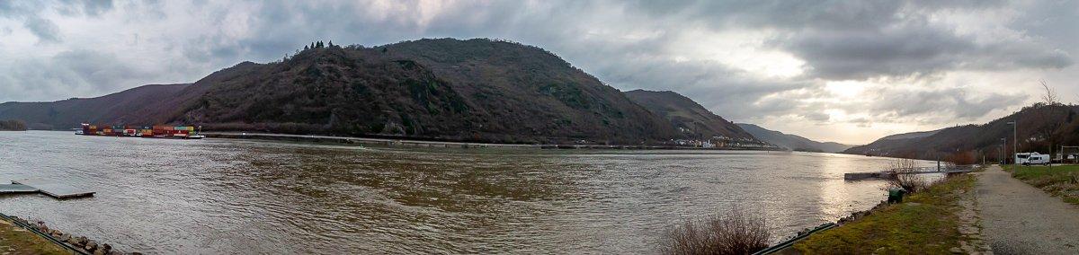 Zwei Tage am Rhein, der Saisonauftakt im Februar