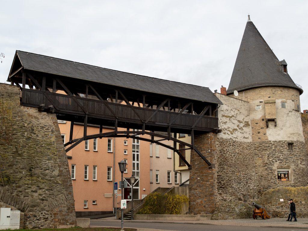 Andernach an der Stadtmauer