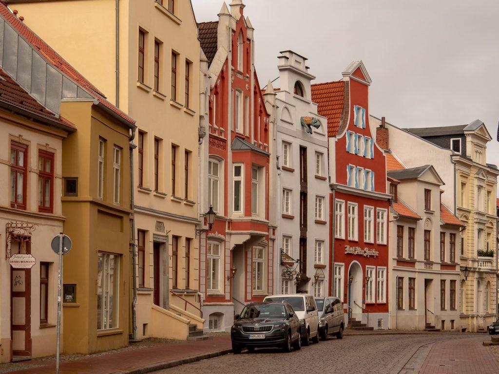 Wismar, Stadtbilder