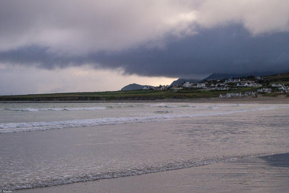 Wetterstimmungen auf Achill Island