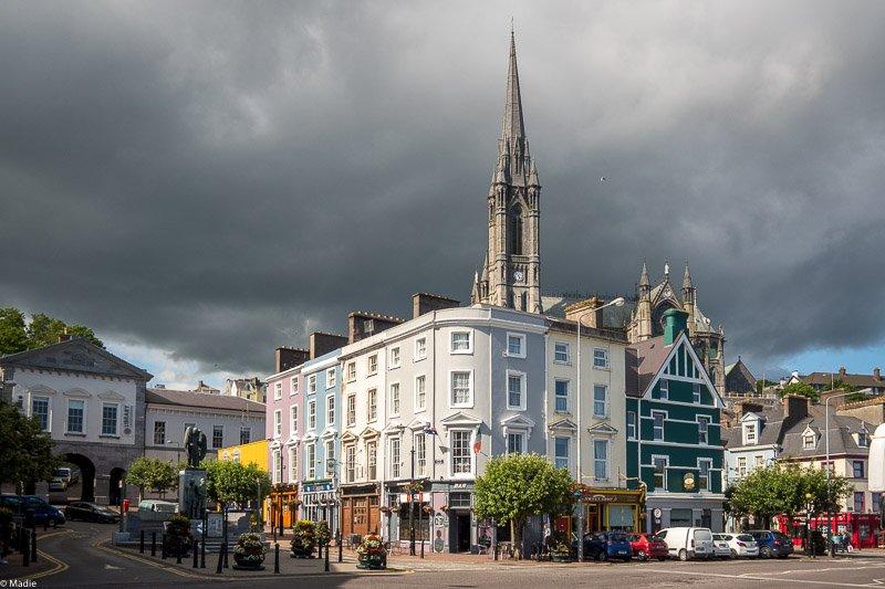 Cobh Innenstadt