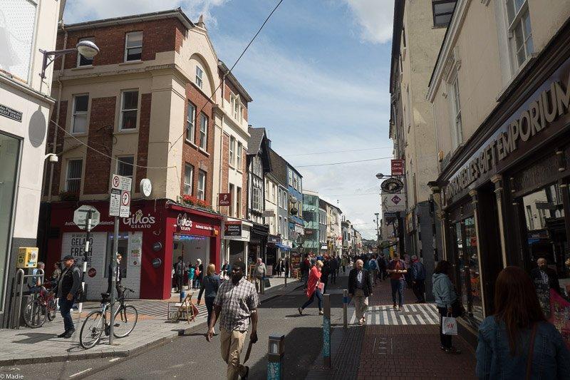 Cork Innenstadt