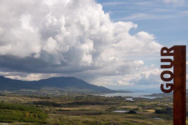 Landschaft AUF BEARA HALBINSEL IRLAND