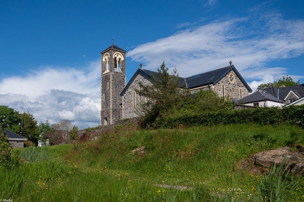 Seen Irland die Kirche