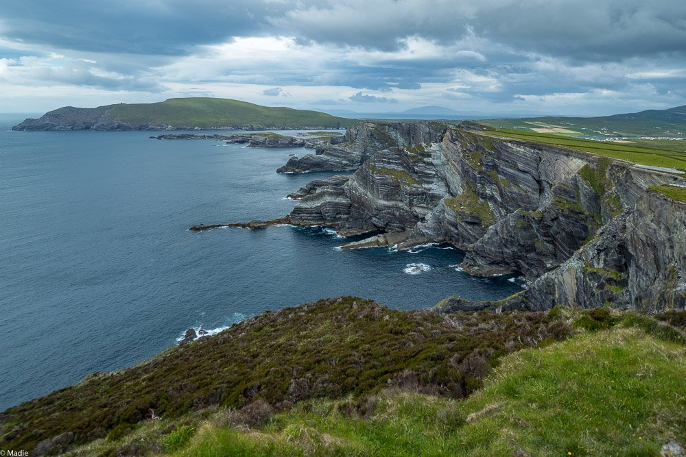 Cliffs fo Kerry Irland