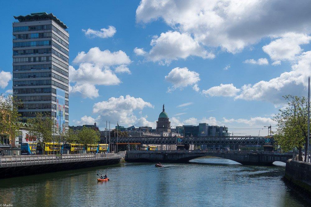 Dublin, Stadtimpressionen