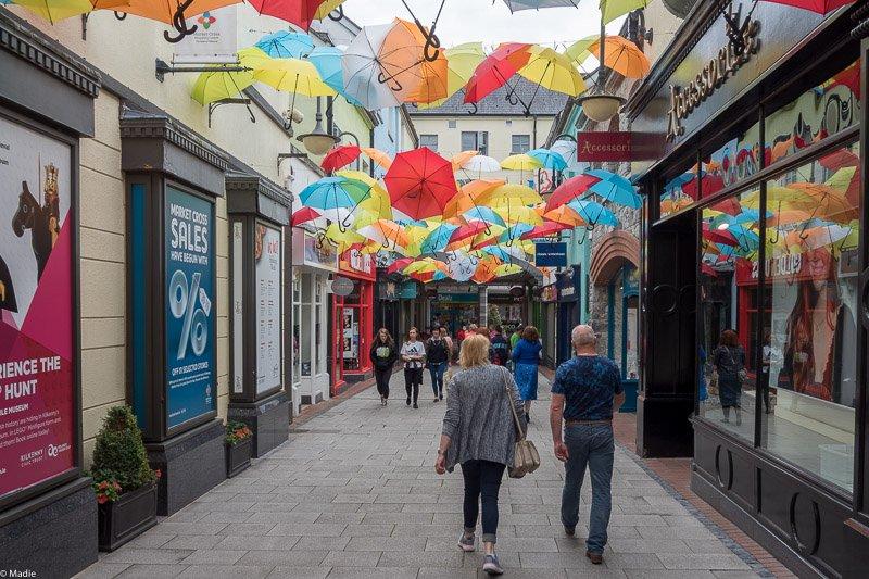 Kilkenny Hauptstraße
