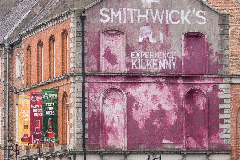 Kilkenny ehemalige Brauerei
