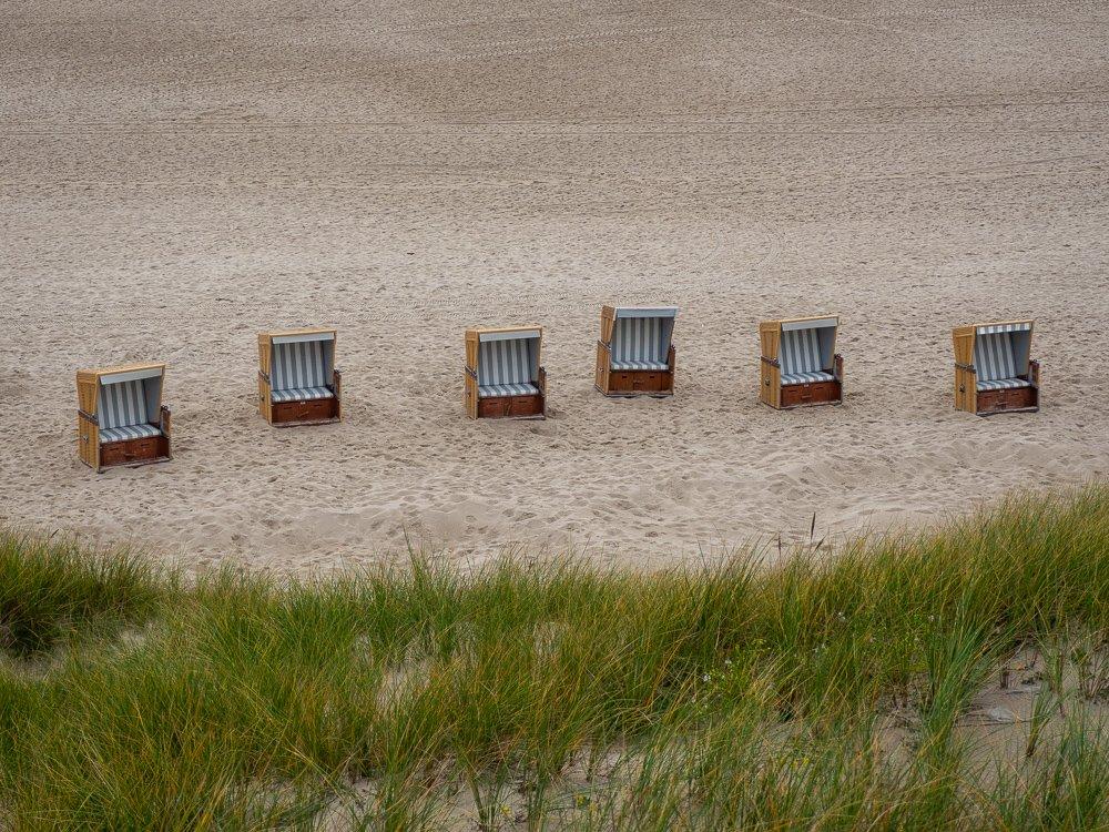 Strand bei Wenningstedt Sylt
