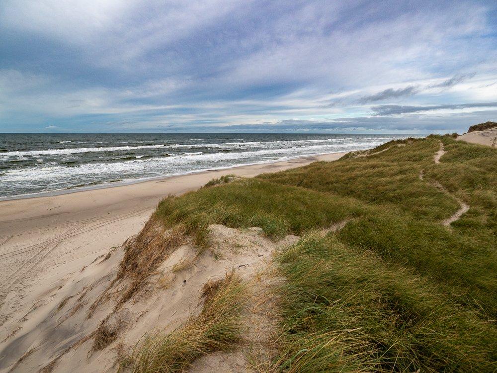 Küste bei Hvide Sande