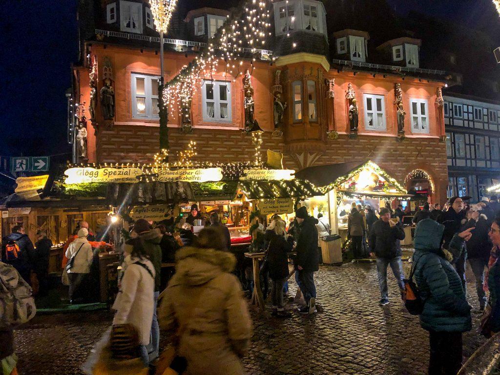 Goslar, Weihnachtsmarkt