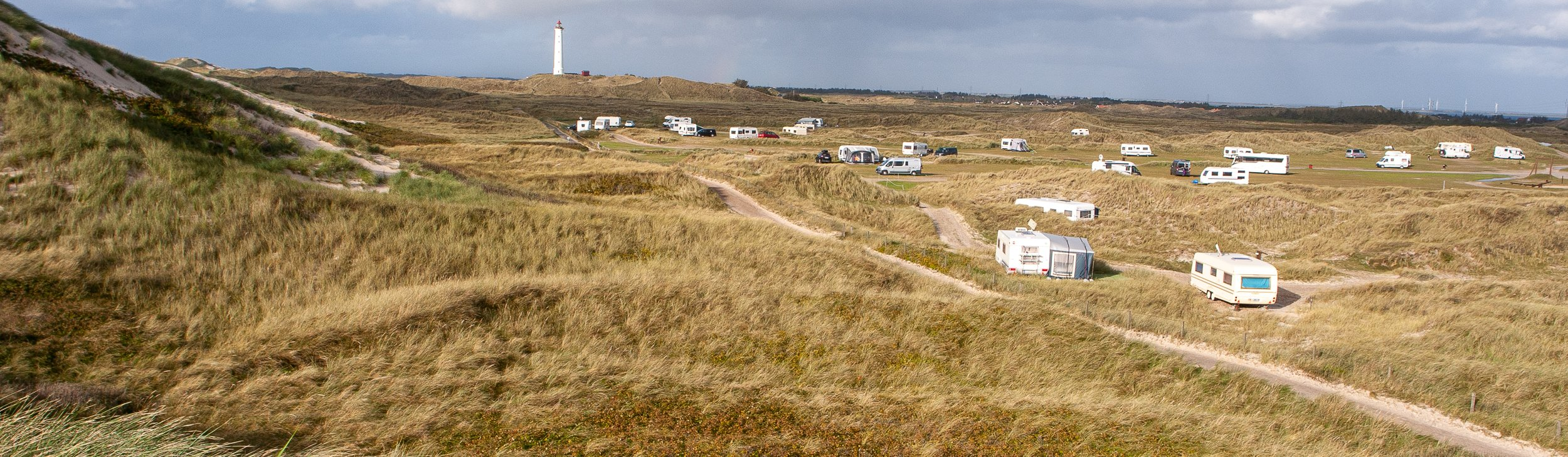 Hvide Sande, Nr. Lyngvig Camping