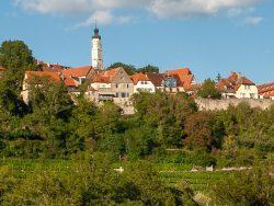 Rothenburg ob der Tauber - Süddeutschland in Etappen