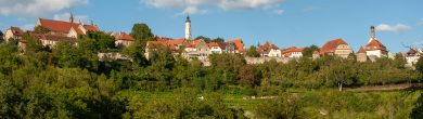 Süddeutschland in Etappen - Teil 1: Rothenburg ob der Tauber