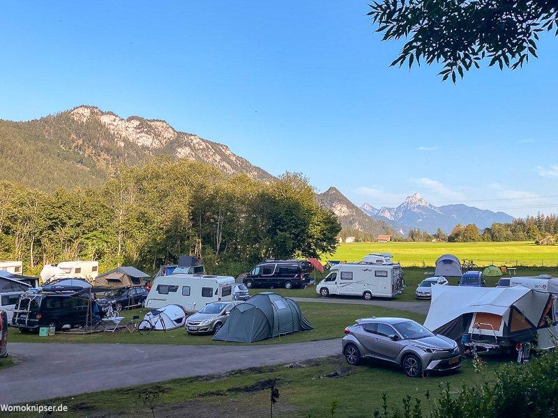 Campingplatz Pfronten