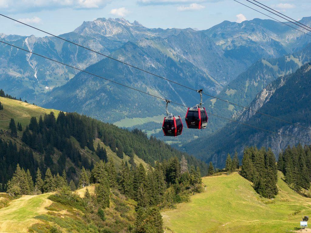Oberstdorf Fellhornbahn