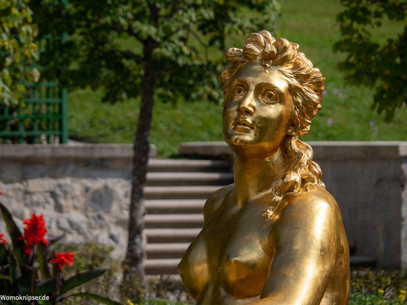 Schloss Linderhof goldene Schönheit