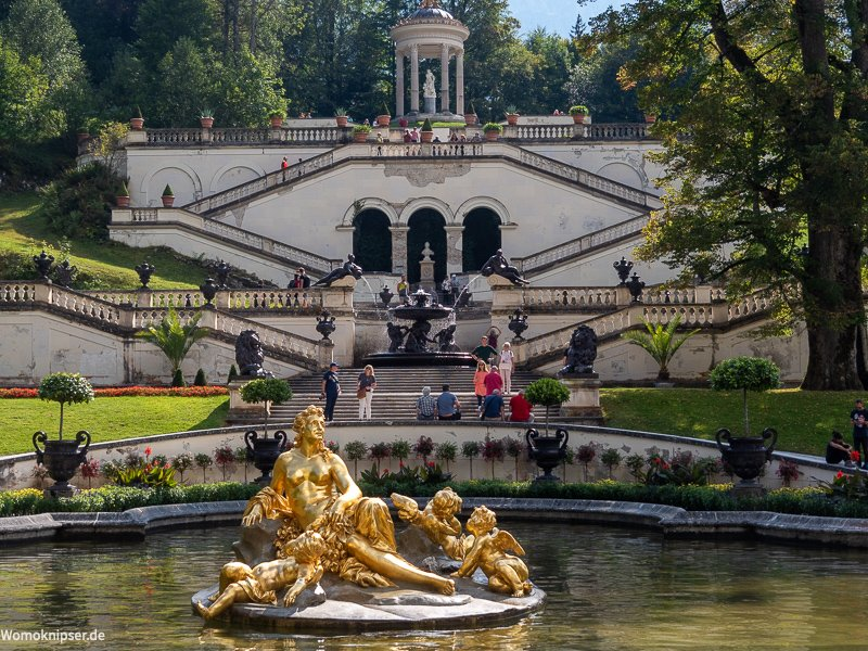Schloss Linderhof Park