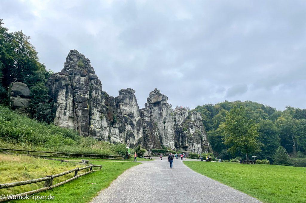 Externsteine Teutoburger Wald