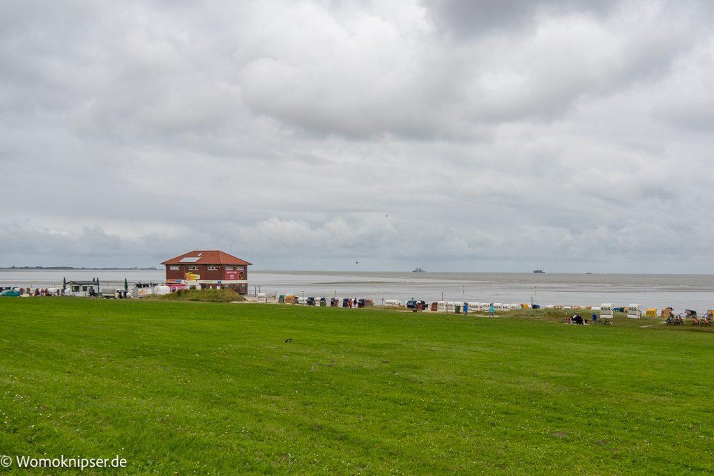 Strand bei Wilhelmshaven