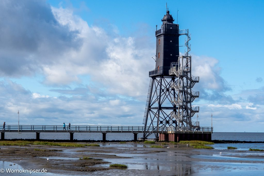 Dorum, Leuchtturm Eversand
