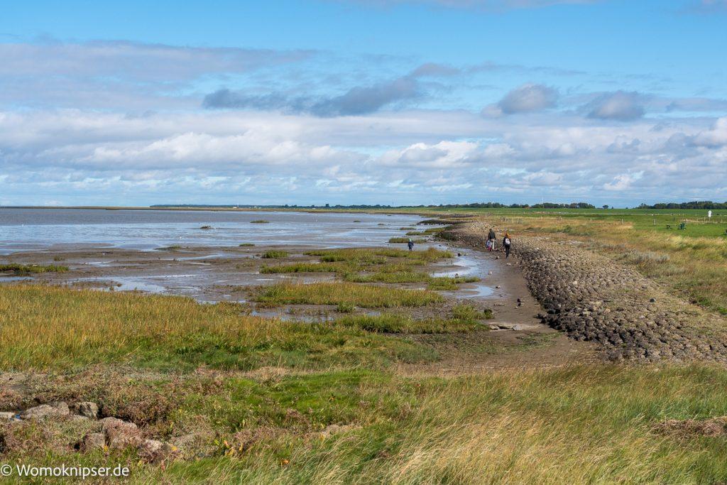 Wattenmeer bei Dorum
