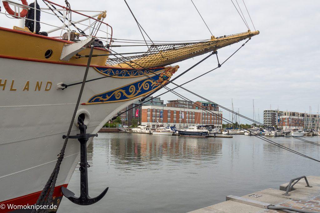 """""""Hafen City"""" Bremerhaven"""