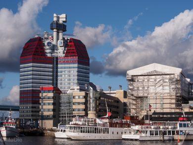 Göteborg am alten Hafen