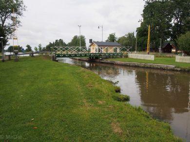 Götakanal bei Hajstorp