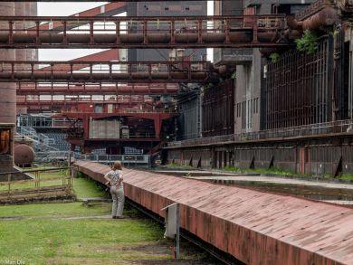 Impressionen der Zeche Zollverein