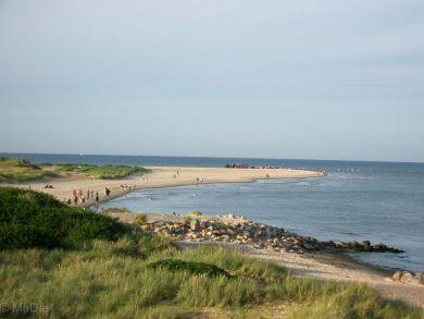 Grenen bei Skagen, Treffpunkt der Meere