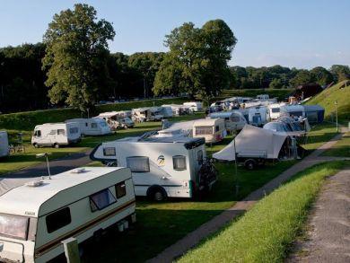 Campingplatz in Kopenhagen