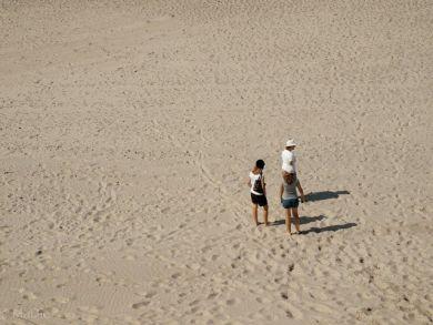 Hvide Sande oder in der Wüste?