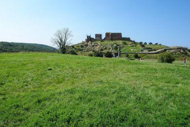 Besuch der Ruine Hammerhus Bornholm