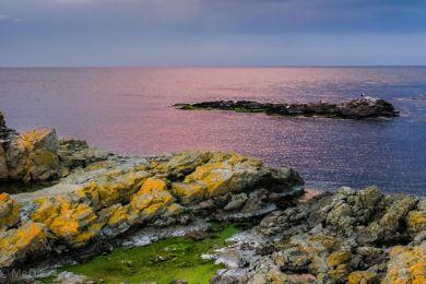 Lichtstimmungen an der Küste, Bornholm