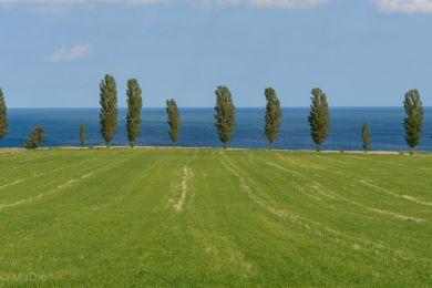 Landschaft auf Bornholm
