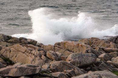 Küste bei Sandvik