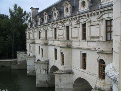Schloss Chenonceau (Loire Schlösser)