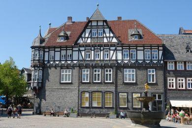 Goslar Marktplatz