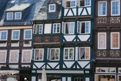 Fachwerkhäuser Schuhhof Goslar