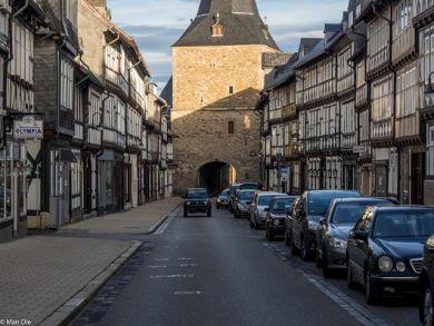 Das Breite Tor, ein Eingang in die Altstadt