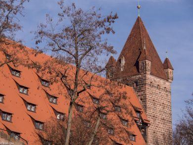 Nürnberg Burg Kaiserstallung (Jugendherberge)
