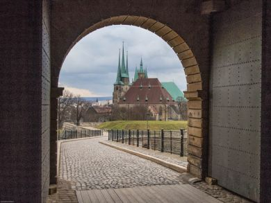 Erfurt, Festung Petersberg