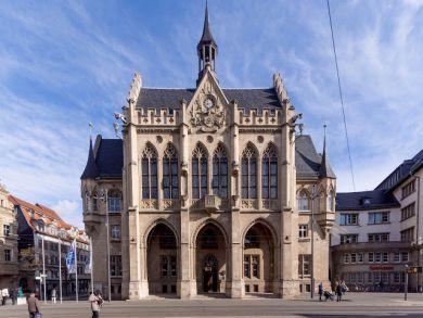 Erfurt, Stadtansichten