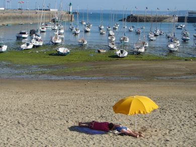 Saint Quay Portrieux, alter Hafen