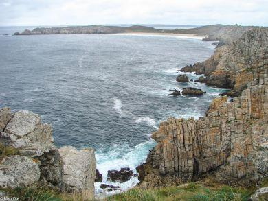 Pointe de Penhir Bretagne