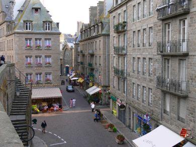 St. Malo in der Bretagne
