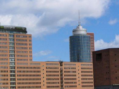 Hamburg in der Speicherstadt
