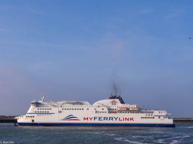 Fährhafen Calais